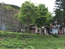 廃墟 in 幌内炭鉱変電所