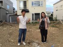 inZONE大湾、家を建てる ~episode5:いざ!着工!の話~