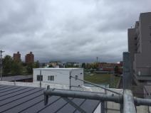 屋根の上って登るの!?