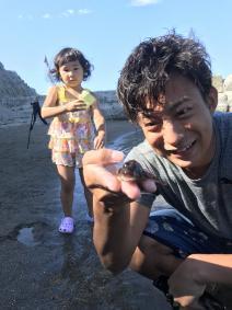 鈴木の親子キャンプ