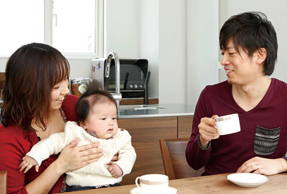 札幌のデザイナー住宅は「住む家というよりは、見せる家」