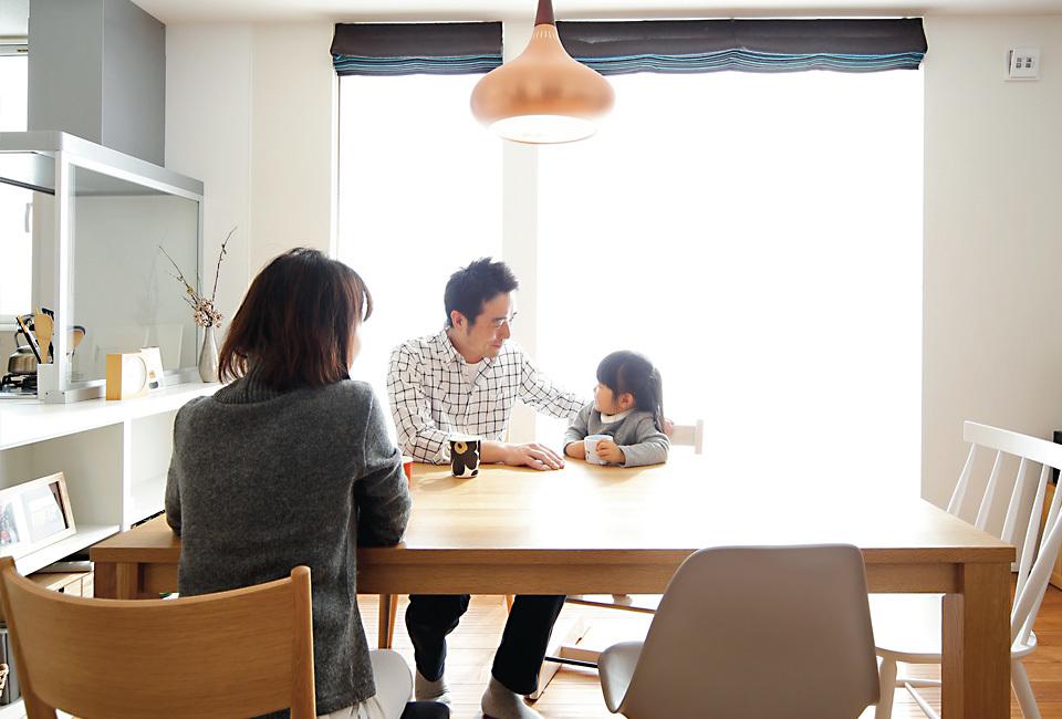 札幌の規格住宅で快適な暮らし