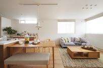 【公開終了】狭小地に建つ、収納たっぷりな家。