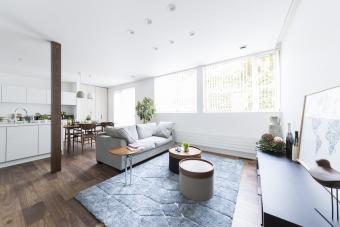 柔らかな光をデザインした空間に、暮らしを楽しむ工夫が詰まった家。
