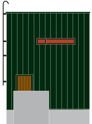 豊平区中の島の家展